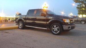 2013 Ford F-150 SuperCrew XLT Pickup Truck