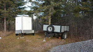 cargo and utility trailers