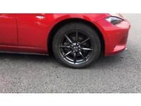 2016 Mazda MX-5 1.5 Sport 2dr Manual Petrol Convertible