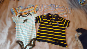 Boys 12mth clothing