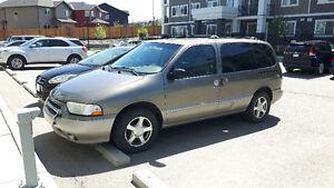 2001 Nissan Quest Minivan, Van