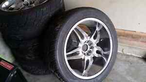 Tires and Rims 275/45/R20