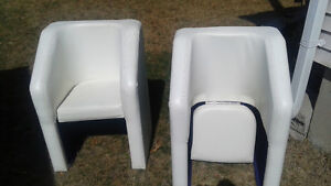 Boat Seats. One pair.