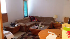 SORRY-RENTED! One Bedroom Apartment, All Inclusive, Ground Floor