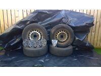 235/65/R16 Volkswagen crafter wheels