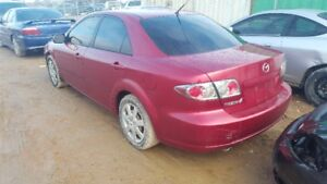 2007 MAZDA6...JUST IN FOR PARTS AT PIC N SAVE! WELLAND