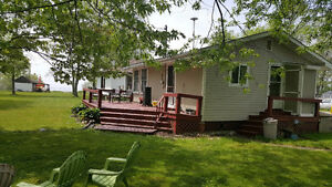 Cottage For Rent (Lake Erie Dunnville) HALF PRICE AUG 12/13 wknd