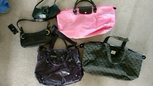 Moving sale! Purses. Guess, united colors of Benetton, mng, liz