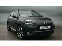 2017 Citroen C4 Cactus 1.2 PureTech Flair 5dr (EU6) Hatchback Petrol Manual