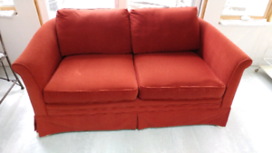 Comfy Loveseat- 63 inch