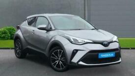 image for 2020 Toyota CHR 1.8 Hybrid Excel 5dr CVT Hatchback PETROL/ELECTRIC Automatic