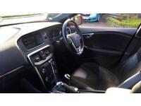 2015 Volvo V40 D2 (120) R DESIGN with Bluetoo Manual Diesel Hatchback