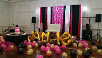 Offering Elegant Wedding & Party Decor for Your Event!