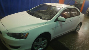 2008 Mitsubishi Lancer, Winter Tires, Heated Seats, Remote Start