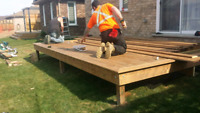 WBS Decks and Fences
