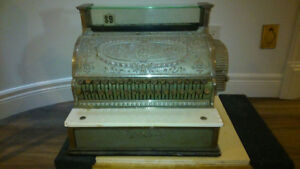 Antique Cash Register - $495
