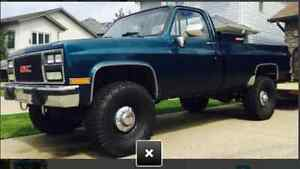 1985 Chevrolet Other k20 Pickup Truck