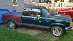 1991 Ford Ranger Pickup Truck parts.