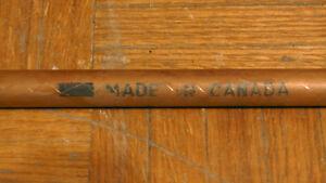 """Type L Copper Pipe: 3/4""""x8'"""