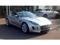 2015 Jaguar F-TYPE 3.0 Supercharged V6 S 2dr High Automatic Petrol Convertible