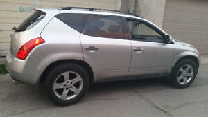 2003 Nissan Murano for parts only - drives but trany won't shift