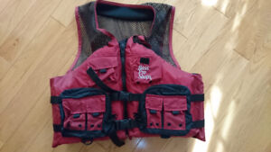 Mesh Fishing life vest for sale