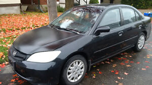 2004 Honda Civic LX Sedan HAVE TO SELL TODAY