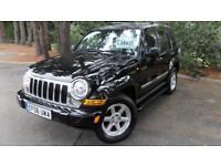 2006 - Jeep Cherokee 2.8CRD ( 161bhp ) 4X4 Auto Limited - 117,000 Miles!