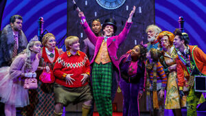 WILLY WONKA THE MUSICAL