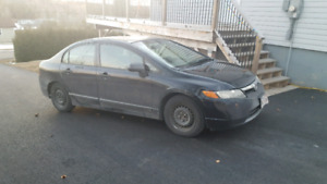 2007 Honda civic.