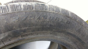 Cooper discovery tires 275/60r20