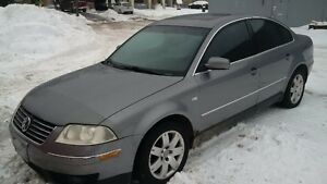 2003 Volkswagen Passat 4MOTION ALL Wheel drive