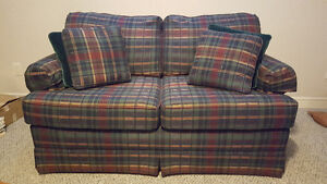Barely used Loveseats