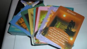 Tarot Oracle Angel Cards $30. Prince George British Columbia image 1