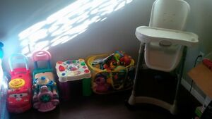 infant/toddler lot