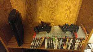 PS3 System and 27 Games Bundle