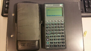 Graphing Calculator, HP48G, 32K