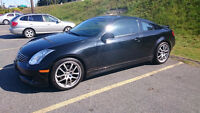 2006 Infiniti G35 Coupe Sport Package 6 Spd Manual - Unmolested