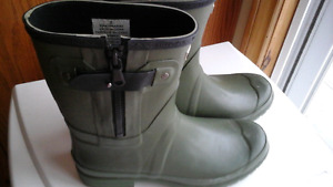 Rubber boots,ladies size 8