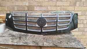 Escalade front grill