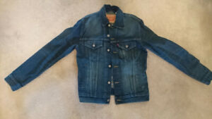 Levi's and Lucky Brand Denim Jacket