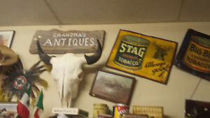 While in Lethbridge stop at GRANDMAS ANTIQUES