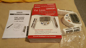 BRAND NEW Omron FAT LOSS Monitor