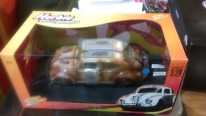 Herbie Fully Loaded Die-Cast Metal Body & Chassis