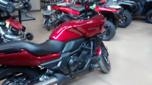 2014 Honda CTX 700 for sale