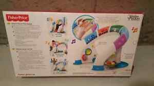 Fisher price smart touch play space- comes with box Edmonton Edmonton Area image 2