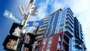 2 chambres Condo 2 bedrooms downtown Gatineau (Hull) Ottawa