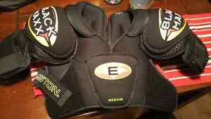 Easton shoulder pads