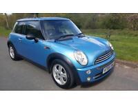 2005 Mini Mini 1.6 One ICE BLUE MET