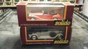 Solido toys group one
